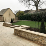 working with a garden designer this garden has been transformed in to a lovely, usable outdoor space